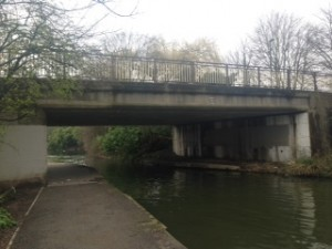 Greenford Bridge 15